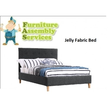 Jelly Fabric Bed Assembly Service