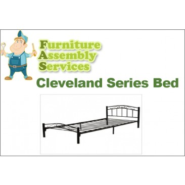 Cleveland Queen Bed Assembly Service