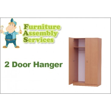 Cloth Hanger Assembly Service