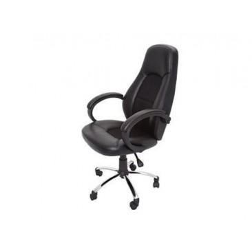 Rapid Executive Chair CL410 - Chrome Base/Infinite Tilt Lock