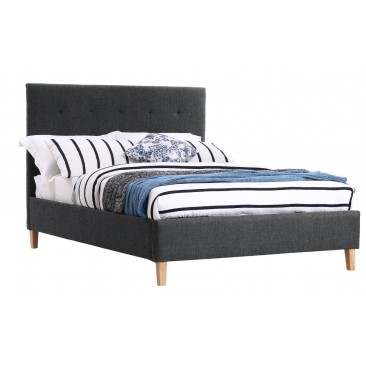 Jelly Linea Fabric Double/Queen Bed