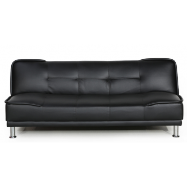 Lucas Leatherette Sofa Bed