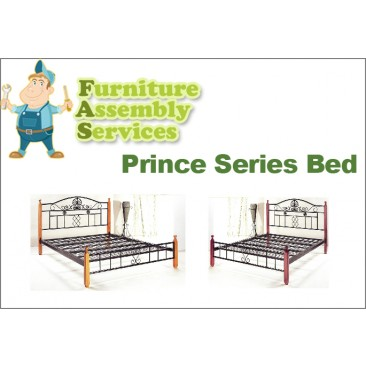 Prince Series Bed Assembly Service