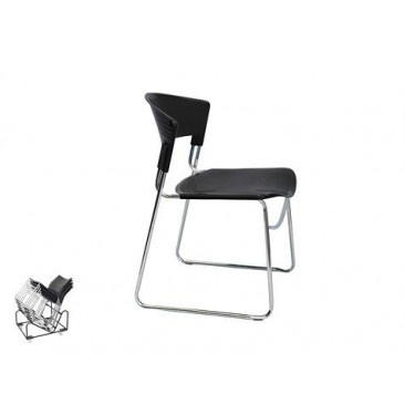 Rapid ZOLA Chair - Assembled & Stackable