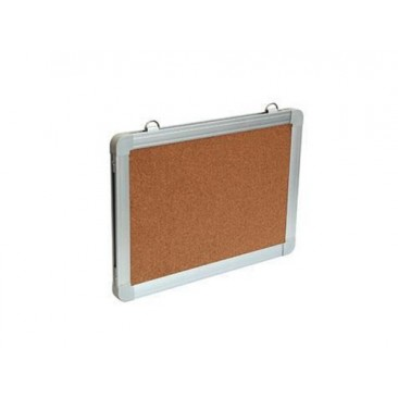 Rapid Cork Board, Aluminium Frame Suitable For Pins/Stickers