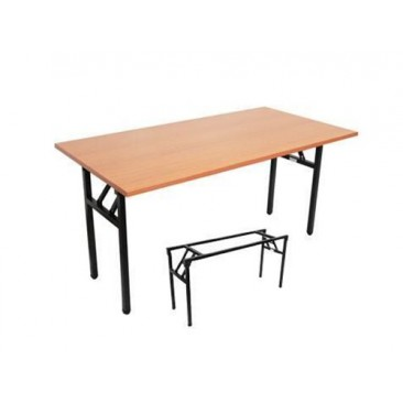 Rapid FFT Folding Table , Beech / Cherry / Grey / White
