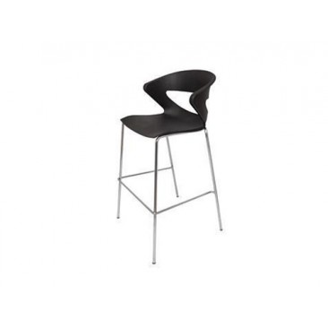 Rapid TAURUS Bar Stool - Indoor Hospitality / Chrome Base