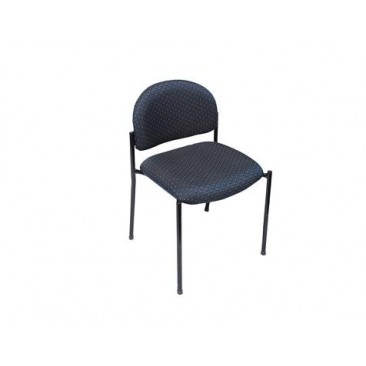 Rapid Visitor's Chair V100 - 4 Leg Stackable