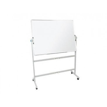 Rapid Mobile White Board - Double-sided Pivoting