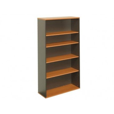 Rapid Office Worker Bookcase CBC Series - Adjustable Shelves