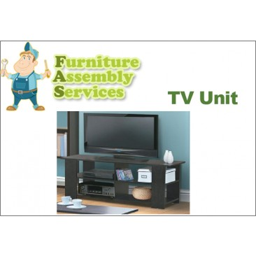 TV Unit Assembly Service