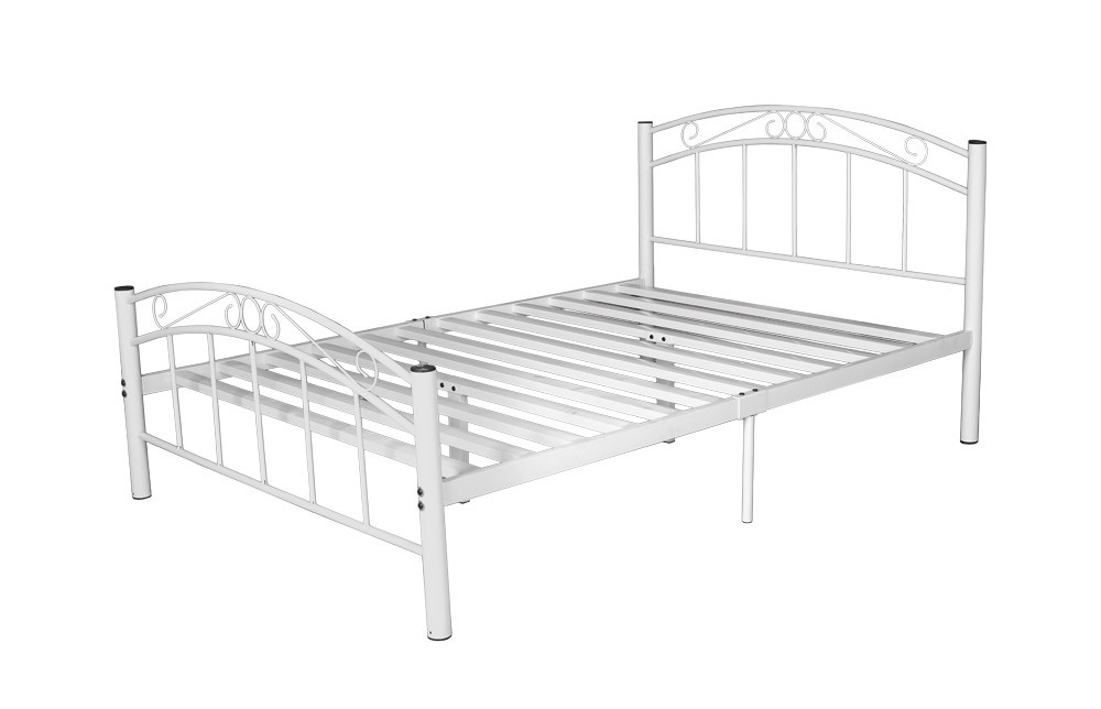Queen Bed Package Cleveland Queen Bed Queen Mattress 200 White Black