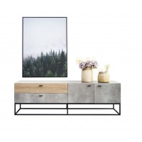 Jay TV Stand - Contemporary 1600mm