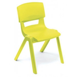 Polypropylene School Chair,most popular on the market, pine lime color available
