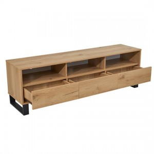 Murray TV Unit with 3 Shelves
