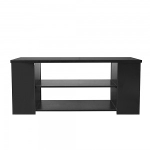 Redfern Simpleline Entertainment Unit - White/Black
