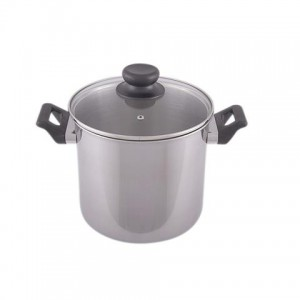 Large Heavy Based pot, 15.1 Litre capacity