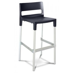 HEQSEZ STOOL DIVO 750 Anthracite