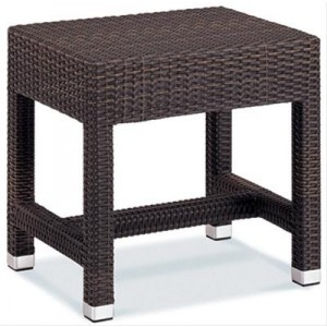 HEQSEZ STOOL SANTIAGO 450 Choc-Coffee