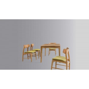 Junny Dining Chair - 4 color options