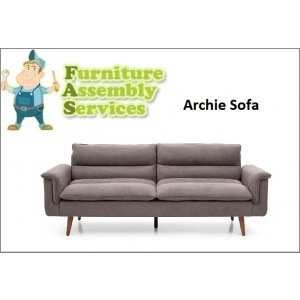Archie Sofa Bed Assembly Service