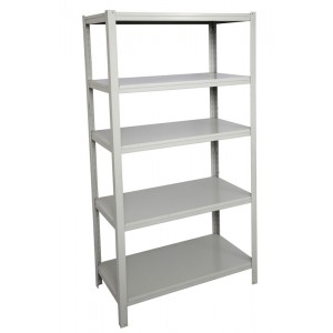 Rapid Boltless Shelving Unit Steel Storage GV18,5 Shelves Incl. Top&Bottom