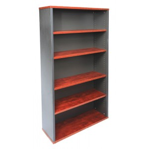 Rapid Manager Bookcase VBC18 - 1800mm x 900mm x 315mm , Adjustable Shelves