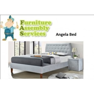 Angela Bed Assembly Service