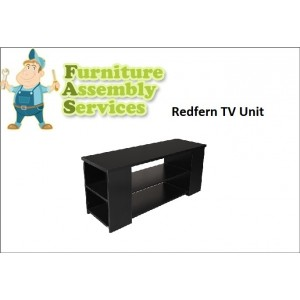Redfern Simpleline Entertainment Unit Assembly Service