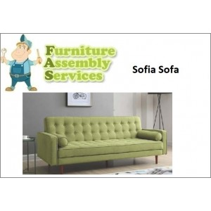 Sophia 3-seater Lounge Assembly Service