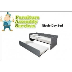 Nicole Day Bed Assembly Service