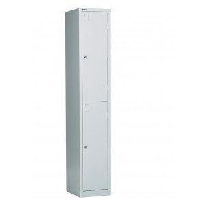 RAPID GLA305/2 Steel Storage - GO Locker 2 Door,Assembled, Fast Delivery