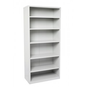 RAPID GSC9422  Steel Storage - Open Bay Shelving 5 Shelves Flat Package 910W X 400D X 2200H