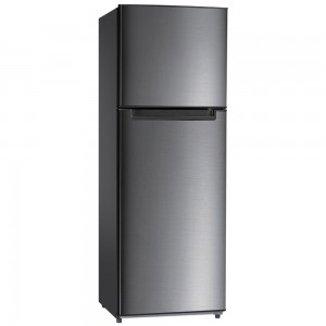HEQS Stainless Steel 366L Top Mounted Frost Free Fridge, Brand New