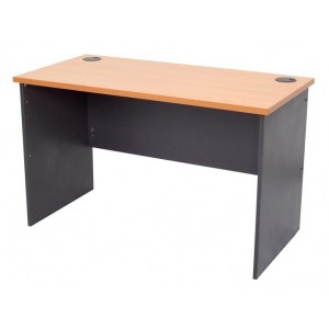 Rapid Worker Desk CDK Series - Beech / Cherry / Grey / White