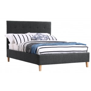 Priceworth Linea Fabric Queen Bed