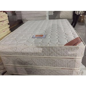 Luna 200 Pocket Spring Firm Mattress in Single / Double / Queen--Minor Damage