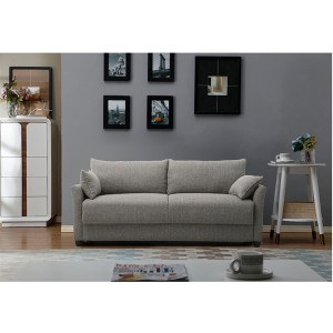 Manly 3-seater sofa - Grey