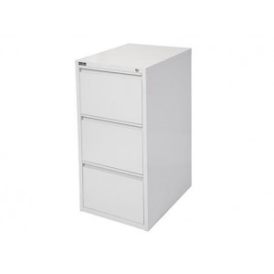 Rapid Filing Cabinet RFCA 2-4 Drawers, Steel Storage, Assembled