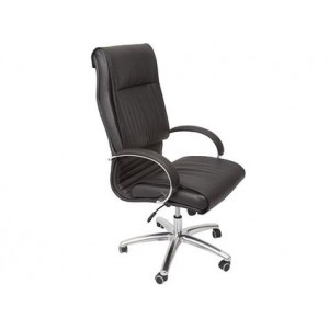 Rapid Executive Chair PU605M - Medium Back/Infinite Lock Tilt