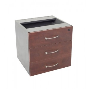 Rapid Manager Fixed Pedestal VDKP - 2 or 3 Drawers Selectable