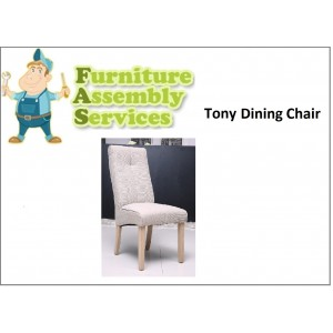 Tony Dining Chair Assembly Service
