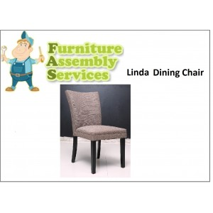 Linda Dining Chair Assembly Service