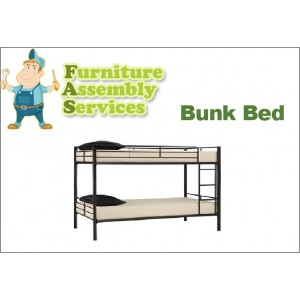 Bunk Bed Assembly Service