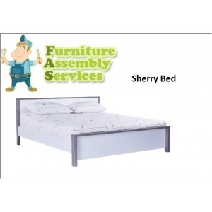 Sherry Double/Queen Bed Assembly Service
