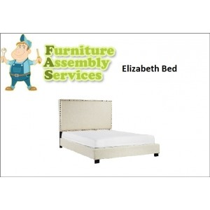 Elizabeth Double/Queen Bed Assembly Service
