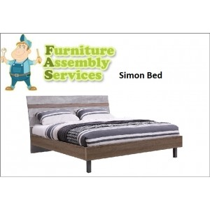 Simon Double/Queen Bed Assembly Service